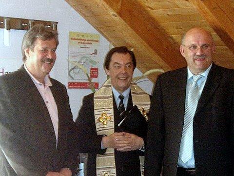 Eröffnungsfeier in Winhöring
